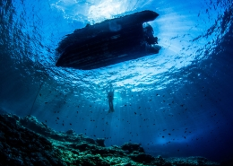 best dive sites in menorca