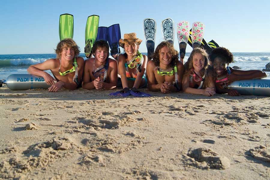 snorkel en Menorca, snorkeling in Menorca