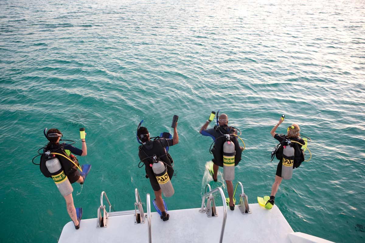 Inmersiones en Menorca, Diving in Menorca