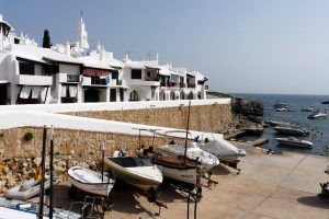 Binibeca, Menorca