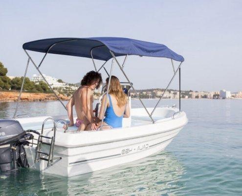 Embarcaciones De Alquiler Sin Titulación Actividades En Menorca